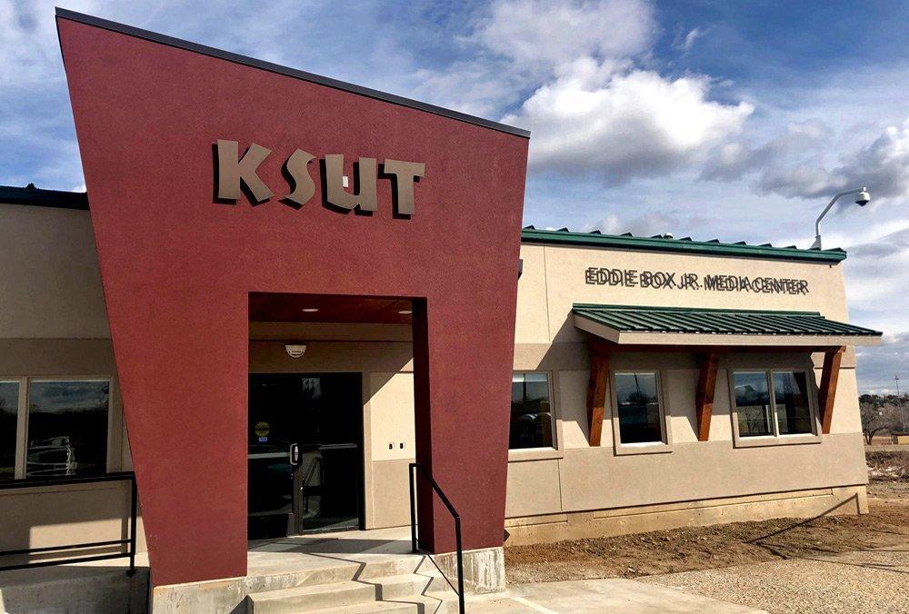 KSUT New Building