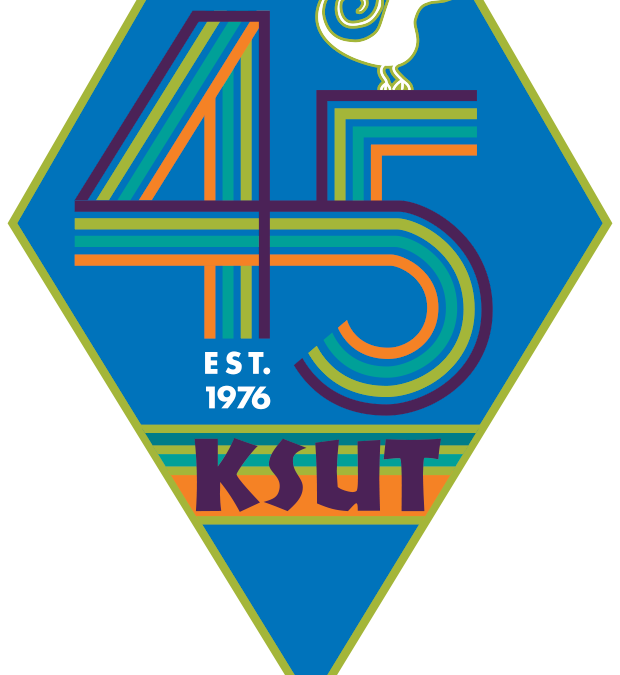 Help Celebrate KSUT's 45th Anniversary With Your Pledge of Support