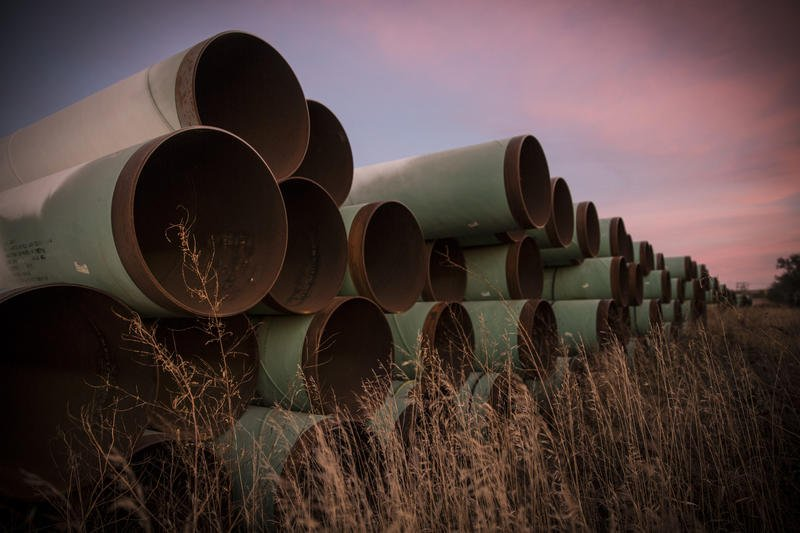 Tribal Leader Reacts To Keystone XL Pipeline Cancellation