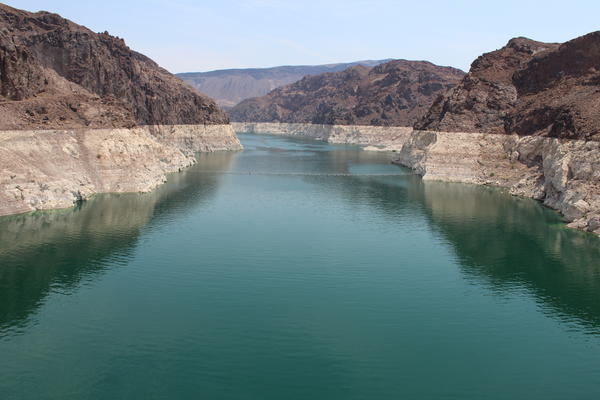 After Decades Of Warming And Drying, The Colorado River Struggles To Water The West