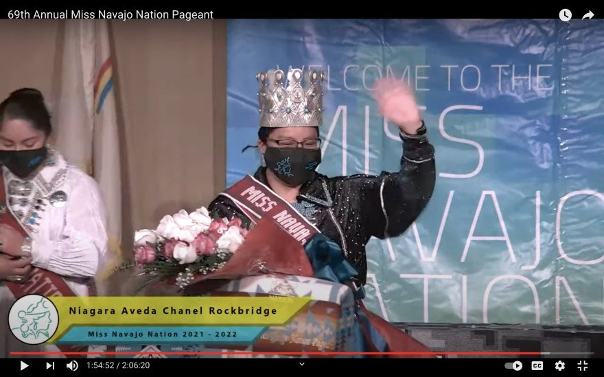 69th Miss Navajo Nation crowned in virtual pageant