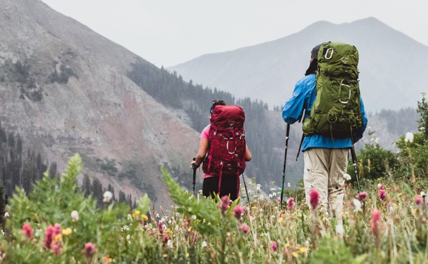 Fall Fund Drive Outdoor Gear Day, with prizes from Backcountry Experience, Osprey Packs, great guests and more