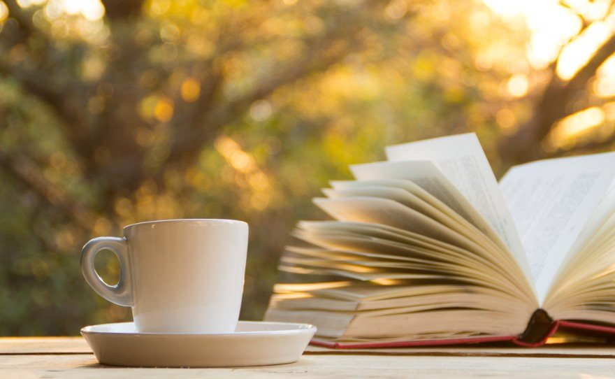It's Books & Coffee Day featuring a bit of both, plus guests from Maria's Bookshop and more for KSUT's Fall Fund Drive