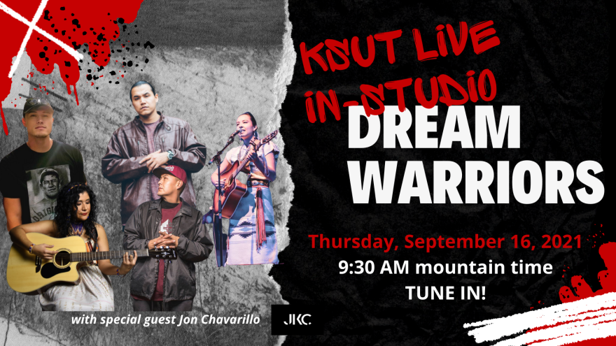 The Dream Warriors, An Indigenous Artist Collective Returns to Southwest Colorado for Performances, Workshops and a Live KSUT Session