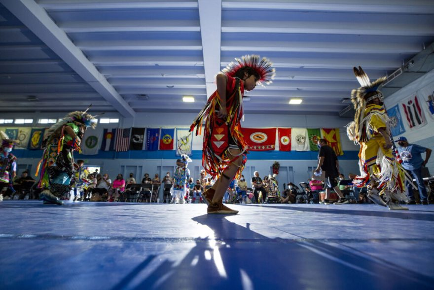 The Denver Indian Center has long offered support for its community's traumas