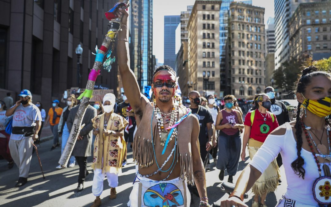 Goodbye, Columbus? Here's what Indigenous Peoples' Day means to Native Americans